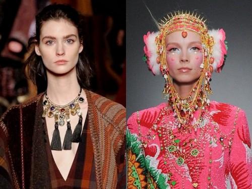 Модные аксессуары осень-зима 2014-2015