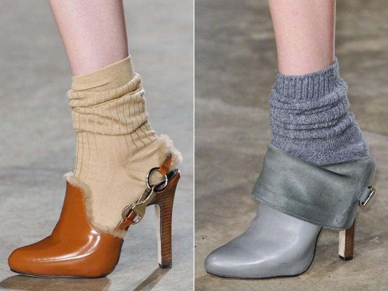 Модная женская обувь осень-зима 2014-2015