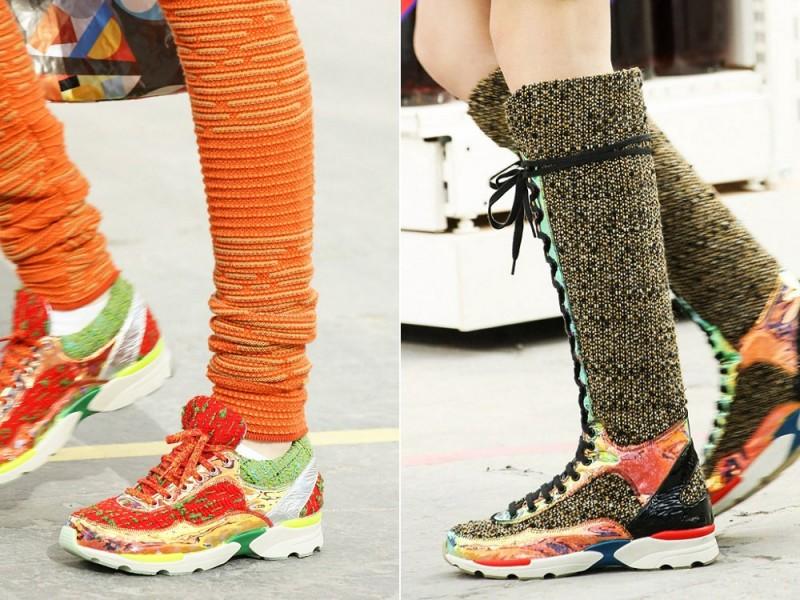 Модная спортивная обувь 2015