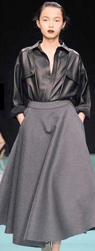 Модная деловая одежда осень-зима 2014-2015