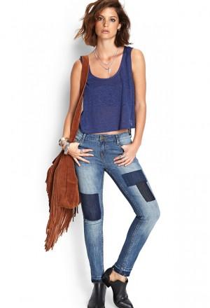 Модные джинсы осень - зима 2014-2015