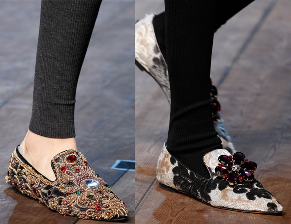 Модные туфли осень-зима 2014-2015