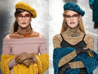 Модные женские шапки осень-зима 2014-2015
