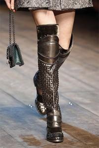 Модные женские сапоги осень-зима 2014-2015