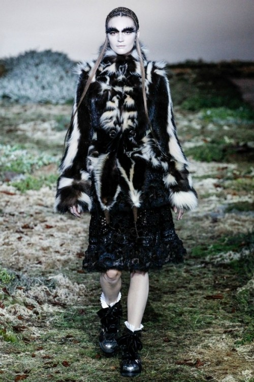 Модные дубленки зима 2015