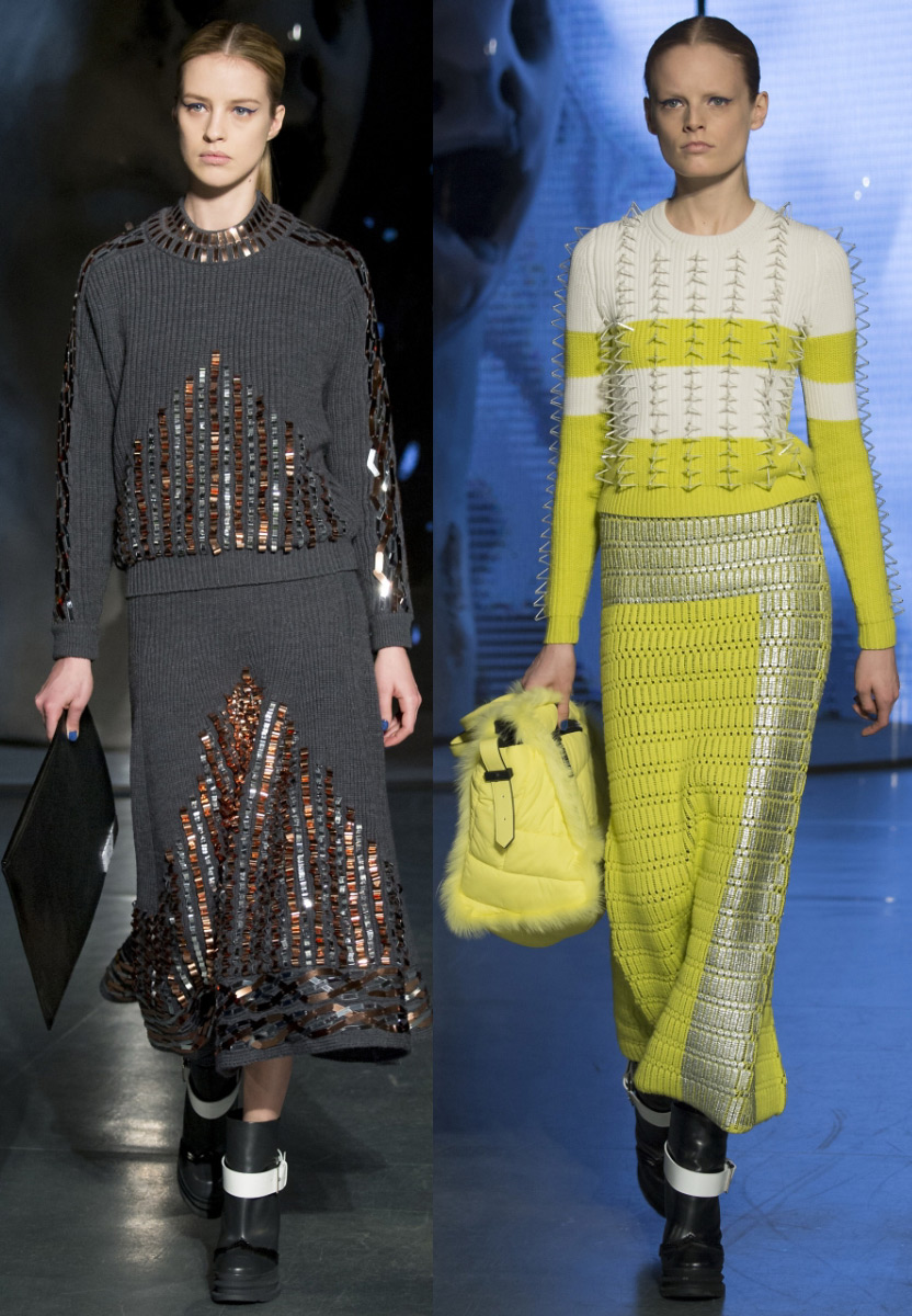Модные Кофты Зима 2015