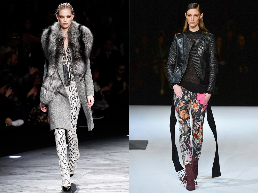 Молодежная Мода Зима 2017