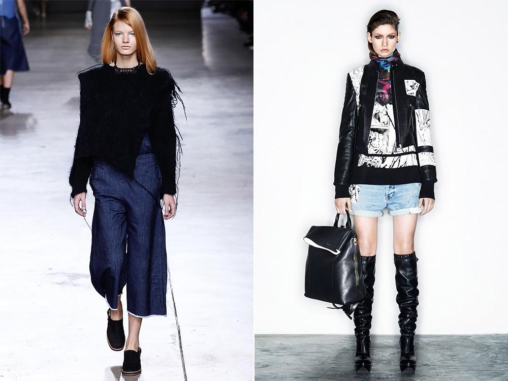 Модные Джинсы Зима Осень 2015 Доставка