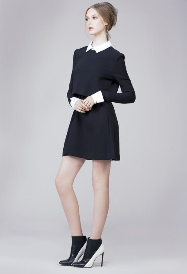 Модное платье зима 2014-2015