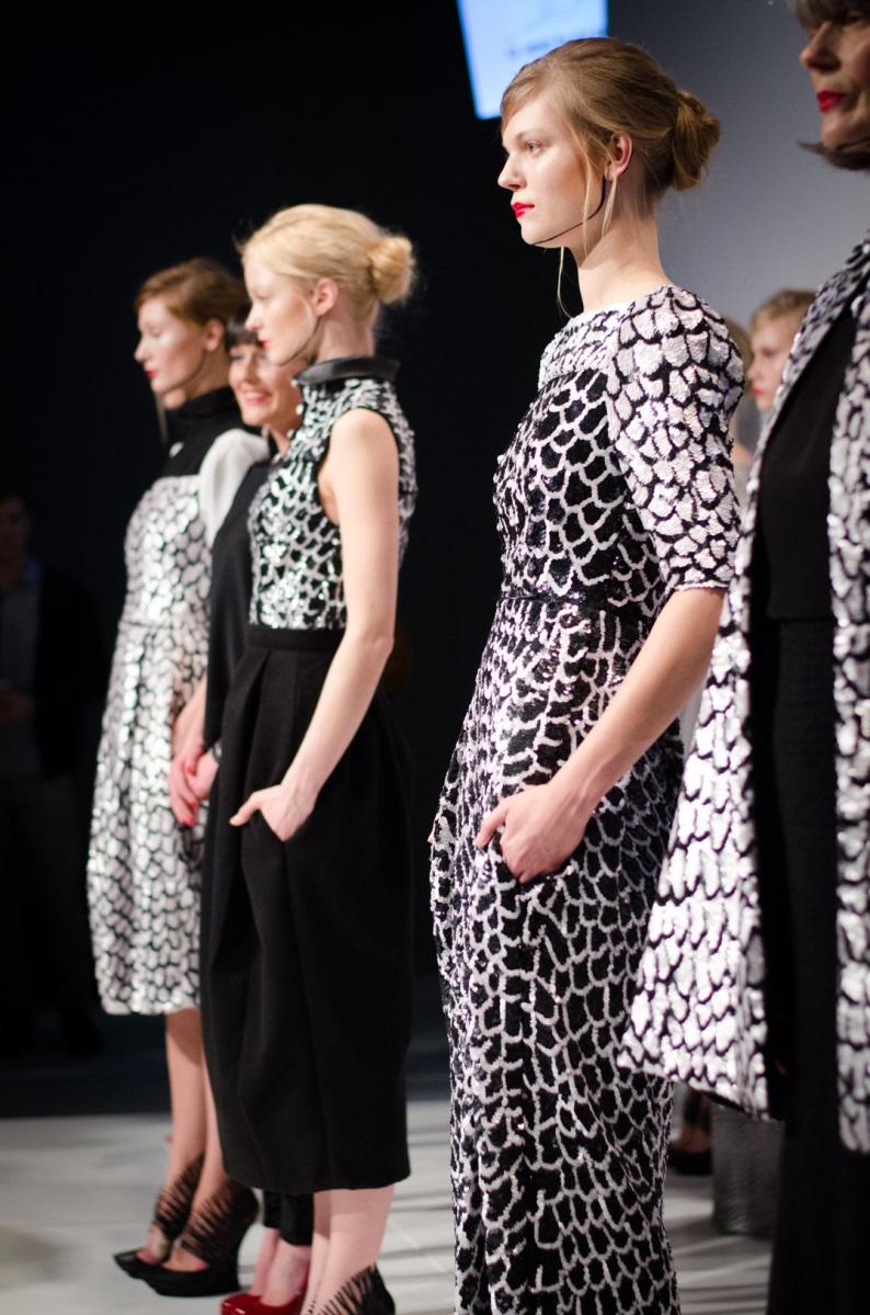Модные платья зима 2014-2015