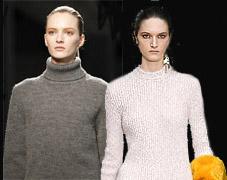 Модные женские свитера зима 2014-2015