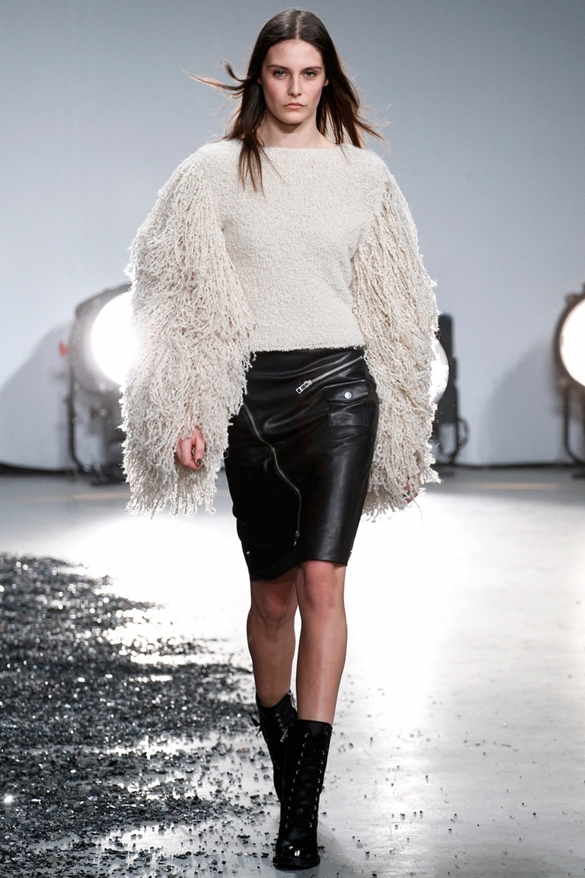 Модная юбка зима 2014-2015