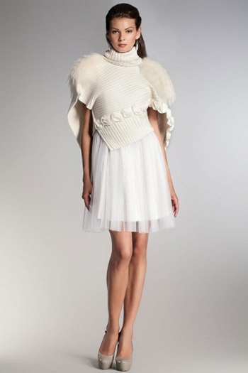 Модные женские джемперы и полуверы