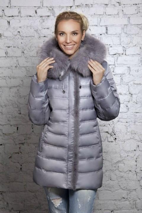 Фото пуховики женские зима