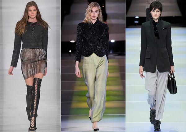 Модные женские жакеты зима 2014-2015