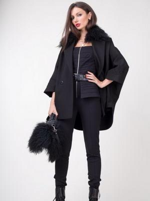 Женский офисный стиль зимой жакеты и жилеты