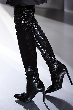 Модные женские сапоги зима 2014-2015