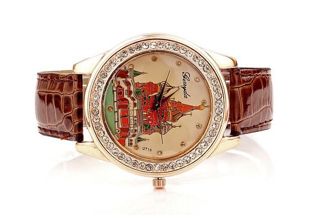Женские часы в романтическом стиле 2015