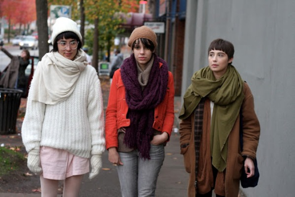 Женские шарфы зима 2014-2015