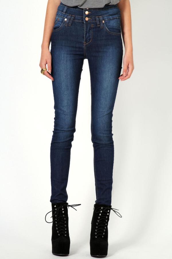 Женские брюки джинсы