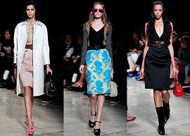 Коллекция одежды Miu Miu весна-лето 2015