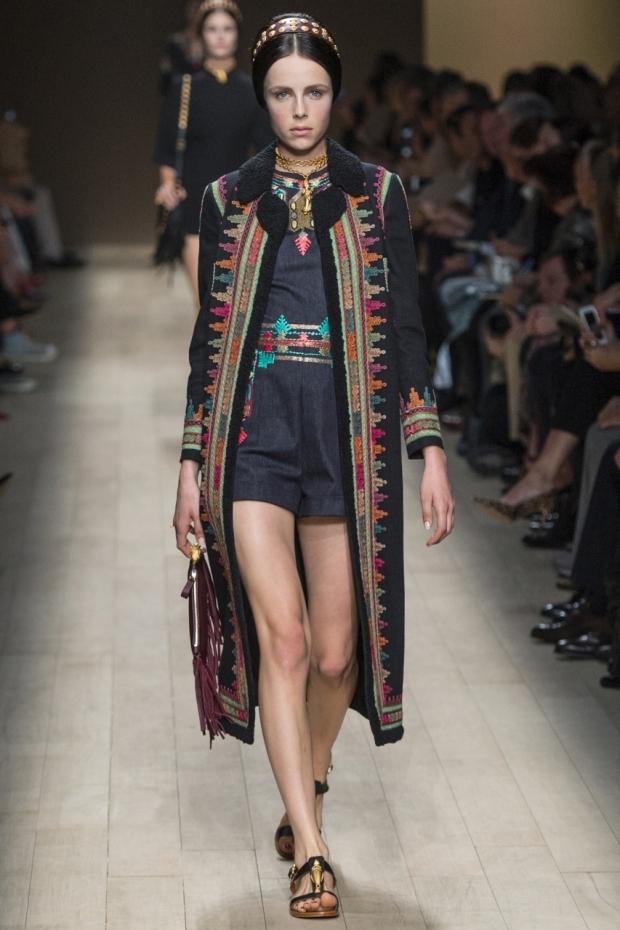 Модное женское пальто весна-лето 2015