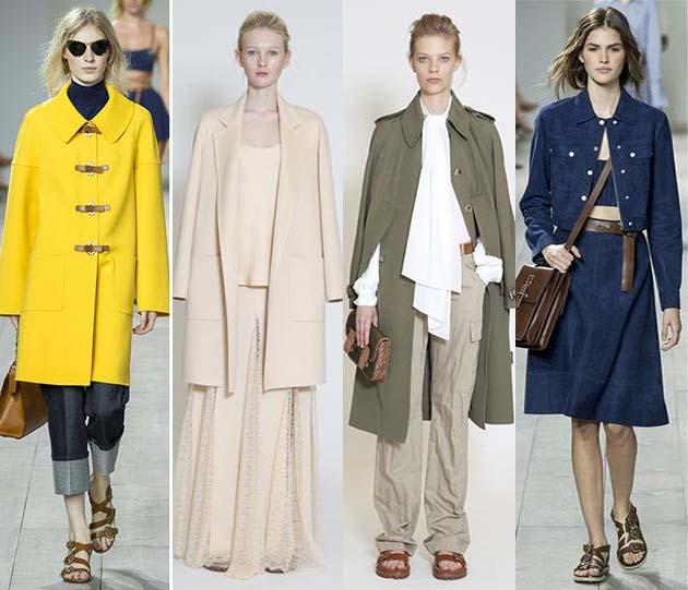Женское пальто Michael Kors