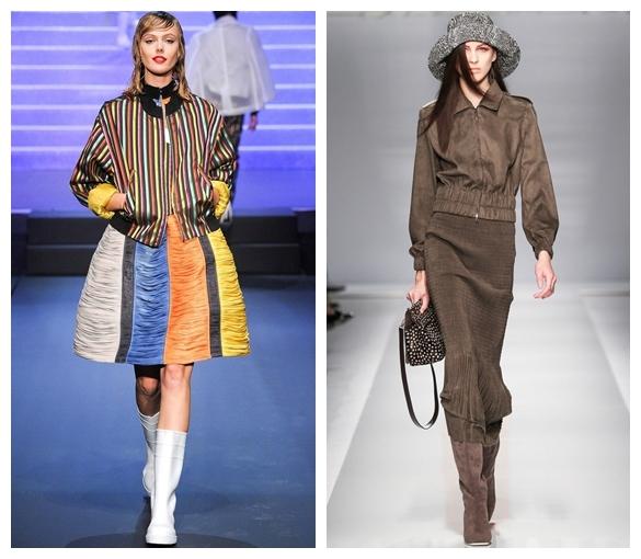 Женские куртки весна-лето 2015