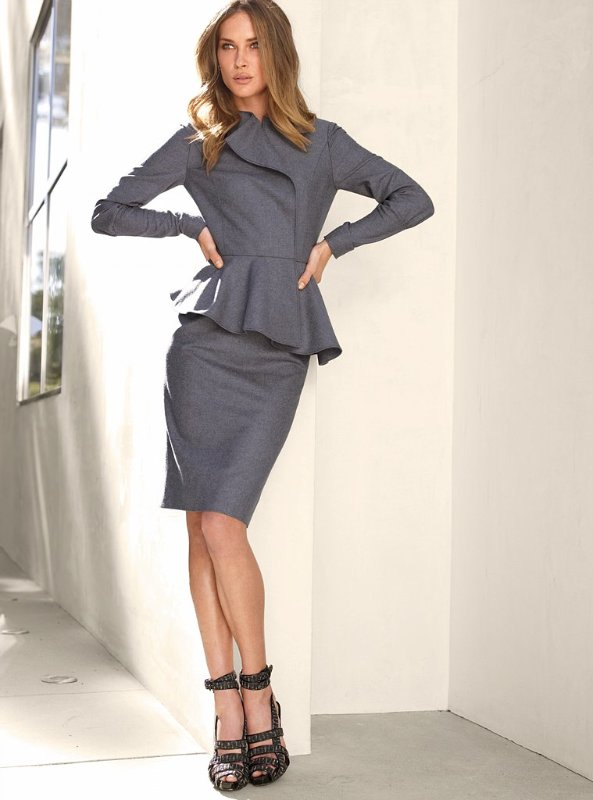 Осень Женская Одежда Для Офиса