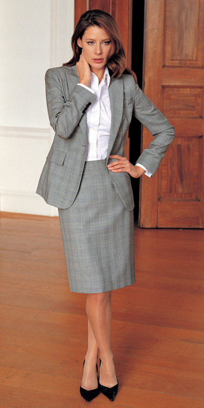 Деловой стиль в одежде для женщин, фото