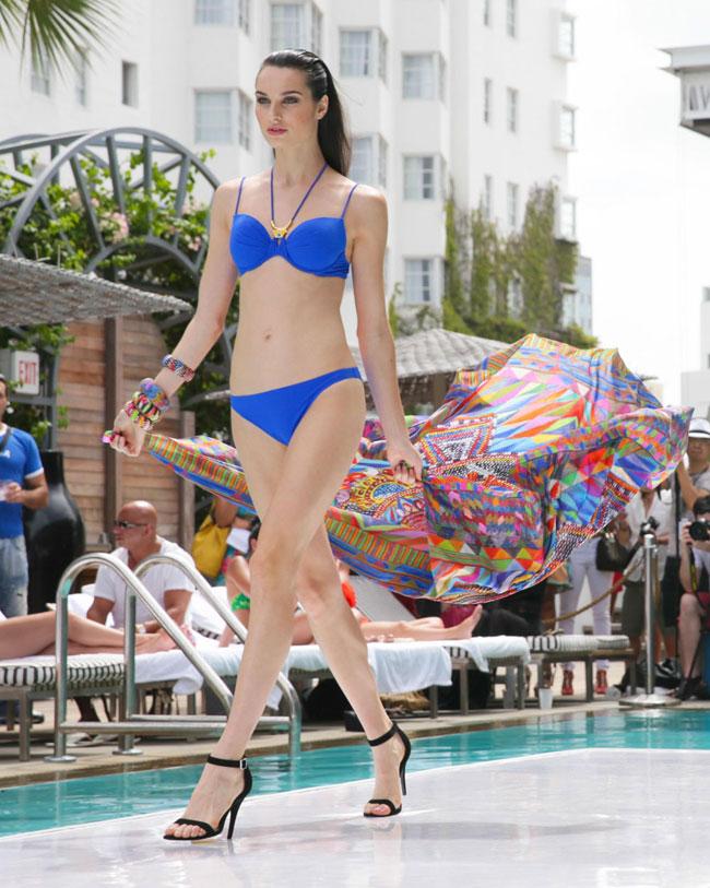 Модная пляжная одежда лето 2015