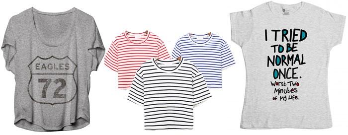 Женские футболки 2015