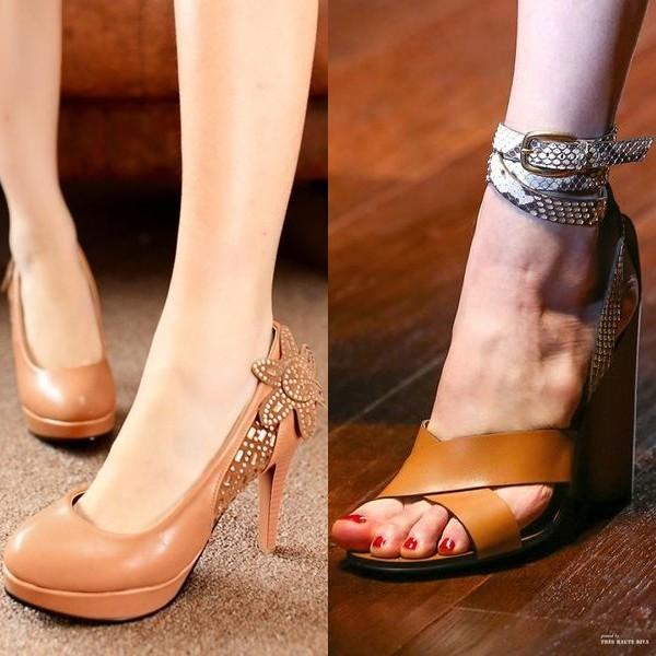 Модная женская обувь