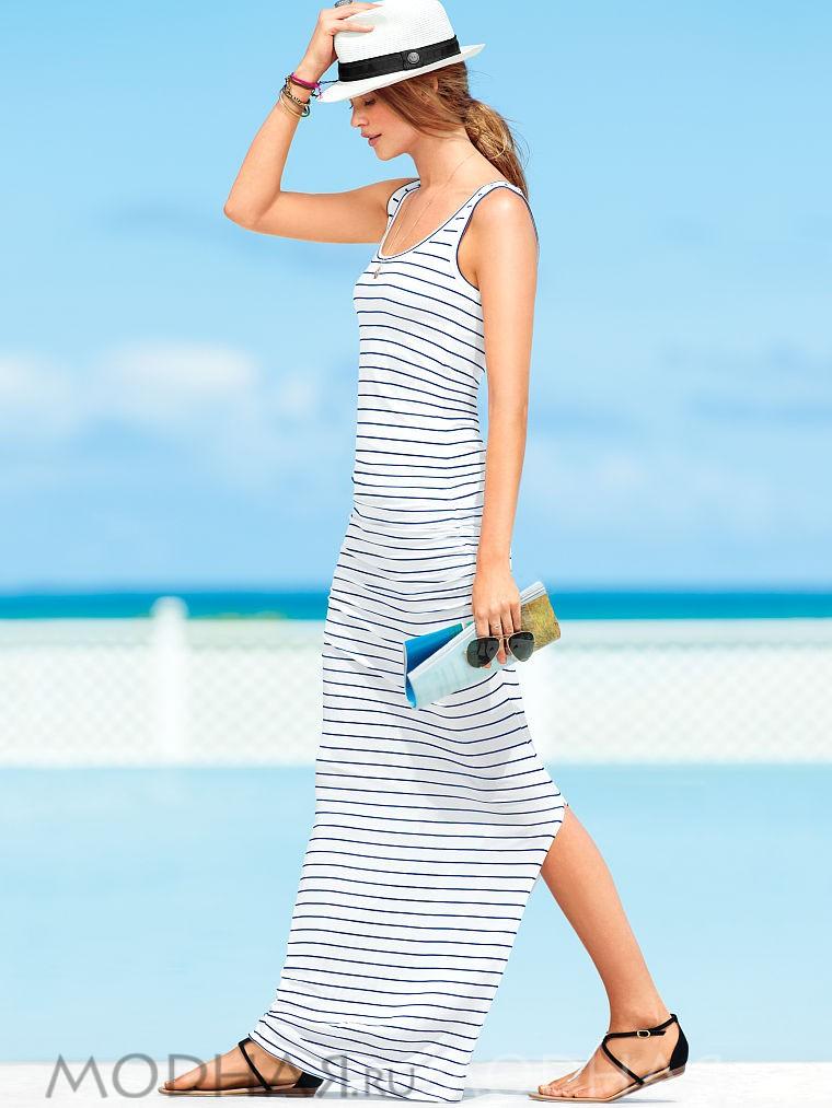 Пляжные платья и пляжные туники