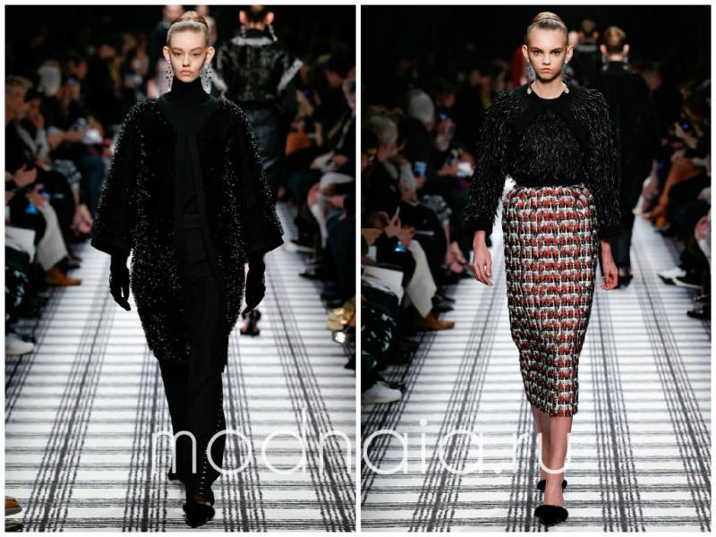 модная женская одежда осень зима