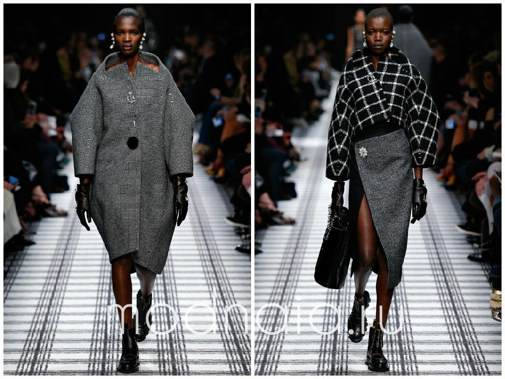 Balenciaga представил модную одежду осень зима 2015