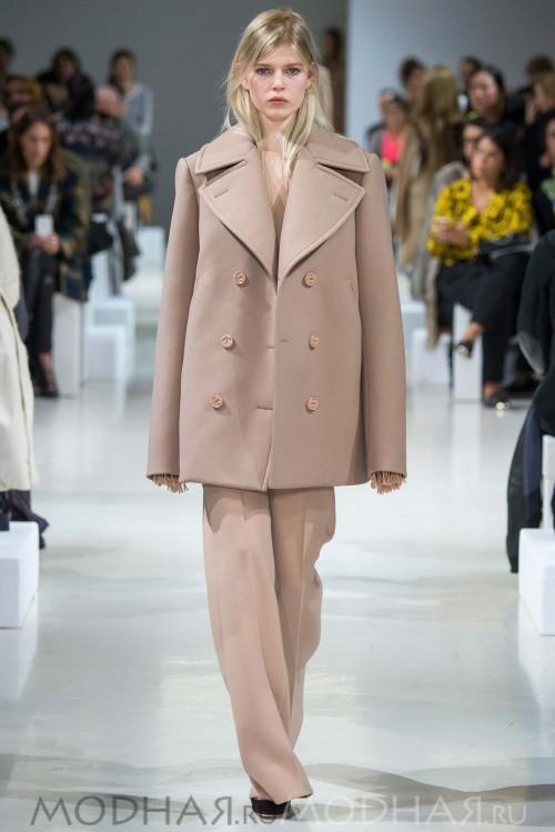 Модная одежда осень зима 2015