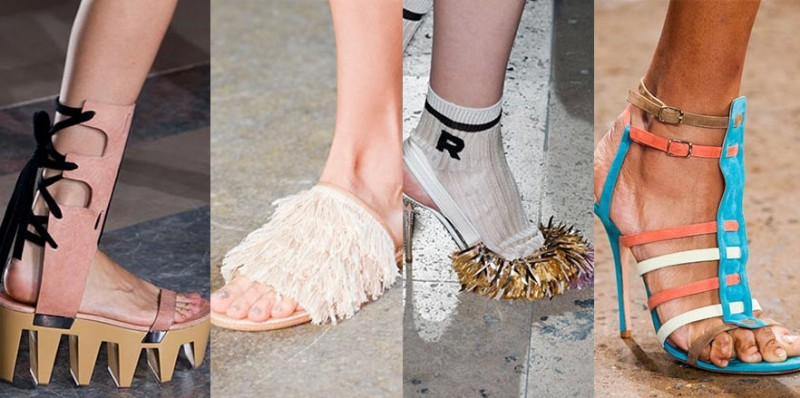 Модные тренды весна лето 2015