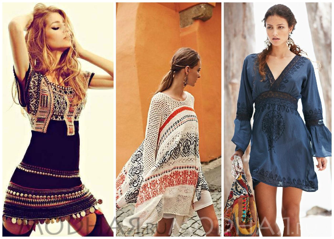 Платья Этнические Купить