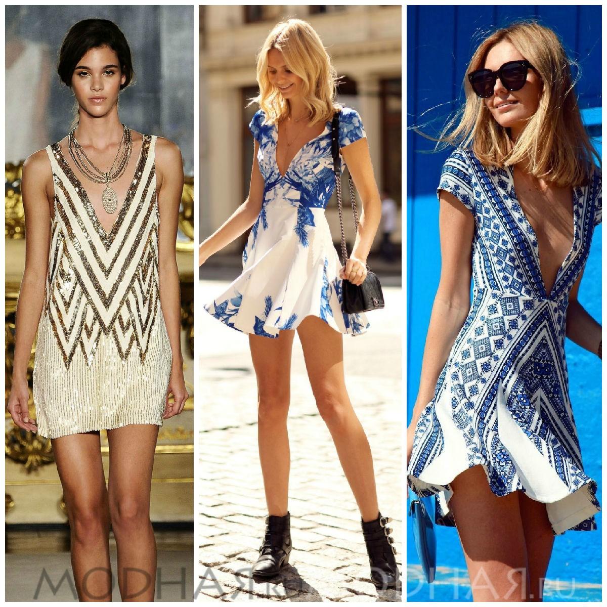 36865b99607 Летние платья для стильных женщин