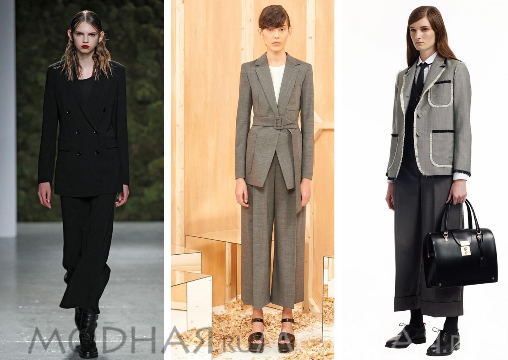 Каталог Модной Деловой Одежды