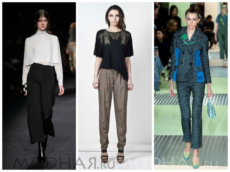 модная одежда на зиму 2015-2016 фото