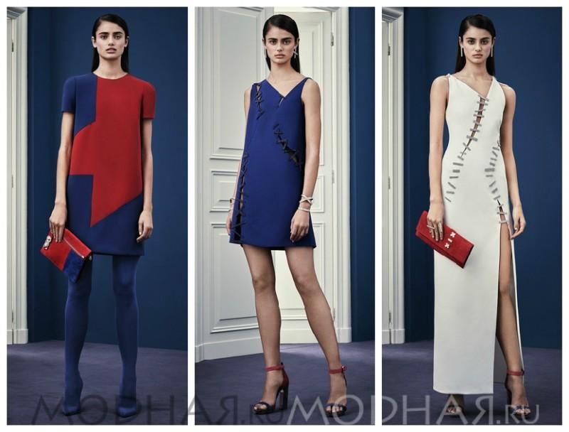 фото женской модной одежды осени 2015