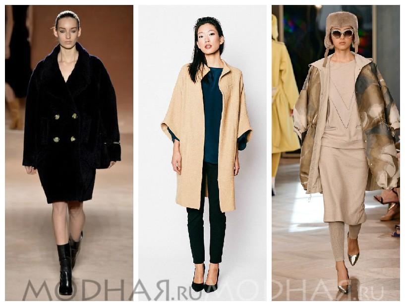 Модная верхняя одежда осень-весна 2018: основные модные тенденции
