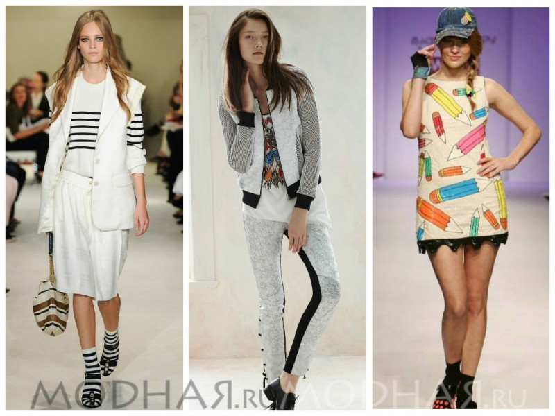 Молодежный стиль одежды