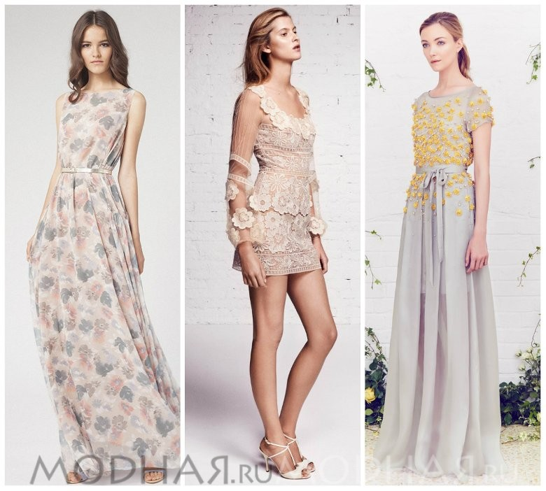 Модные тенденции 2016 — микс стилей?