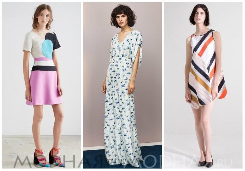 Фото модных тенденций 2016