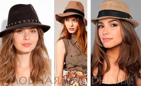 Как подобрать модную шляпу?