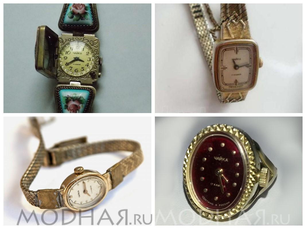 cdc2ed10 Чайка - легендарные золотые женские часы СССР