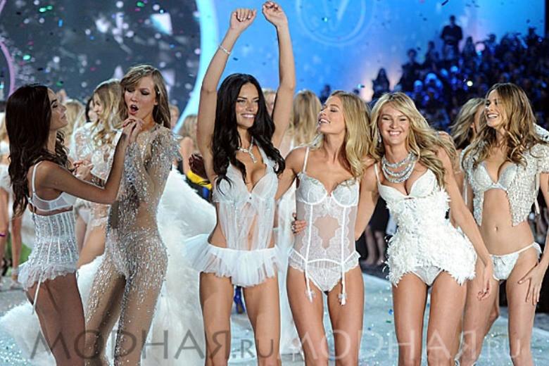 Очень красивое женское белье Victoria's Secret